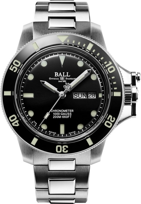 BALL ORIGINAL DM2118B-SCJ-BK