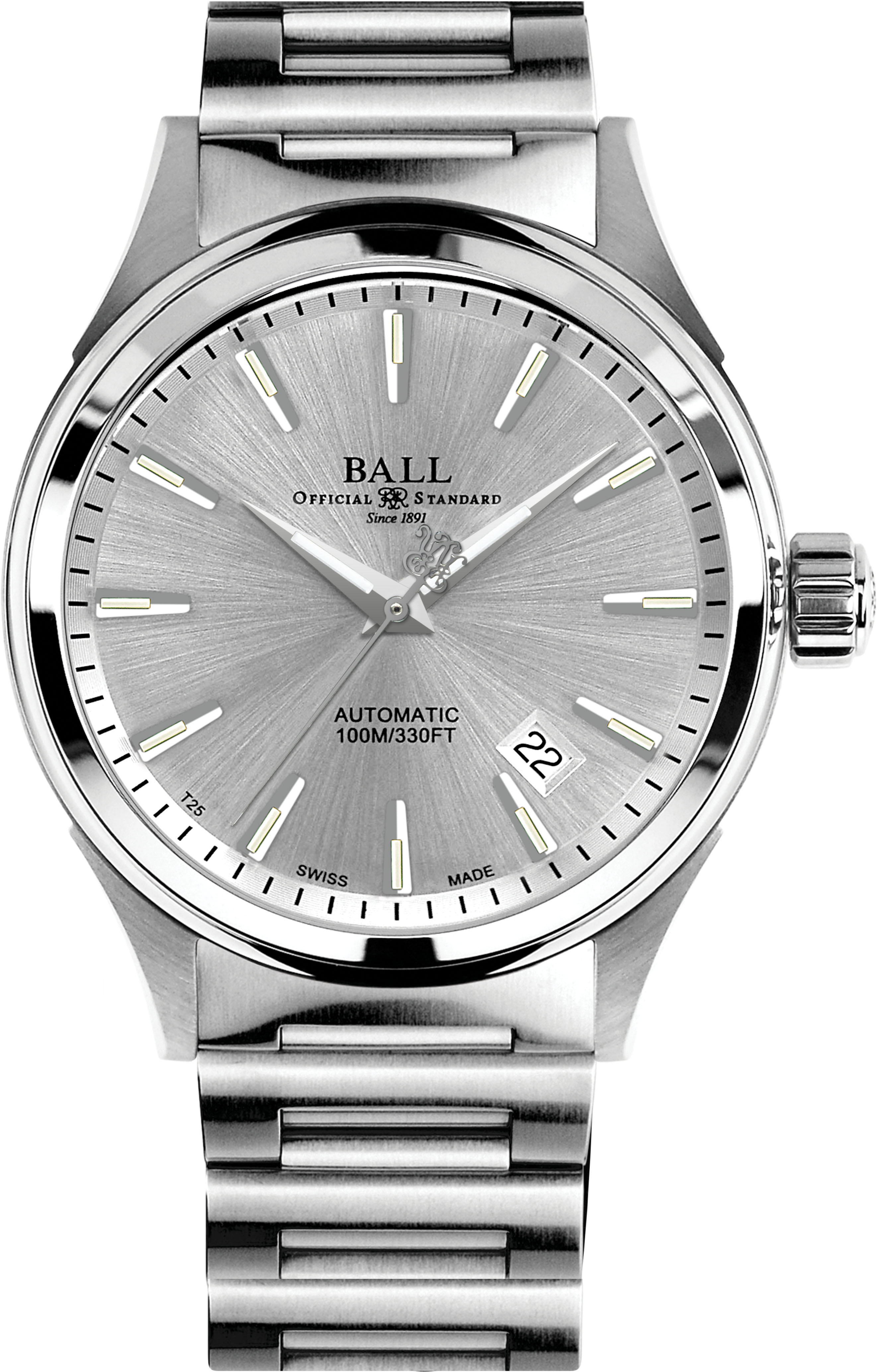BALL VICTORY NM2098C-S3J-SL