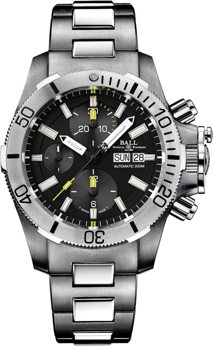 BALL SUBMARINE WARFARE CHRONOGRAPH DC2276A-SJ-BK